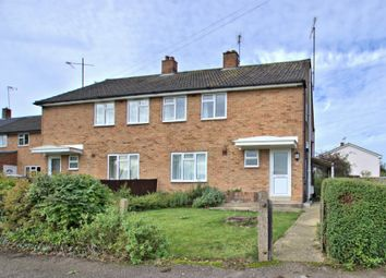 Thumbnail 1 bed flat to rent in Chestnut Close, Haslingfield, Cambridge
