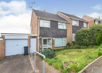 Gloucester Road, Exeter EX4. 3 bed semi-detached house for sale