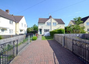 Thumbnail 2 bed semi-detached house for sale in Woollards Gardens, Long Melford, Sudbury