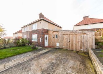 Thumbnail 2 bedroom semi-detached house for sale in Tweddle Crescent, Blackhall Colliery, Hartlepool