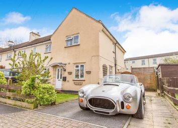 Thumbnail 2 bedroom end terrace house for sale in Peronne Close, Portsmouth