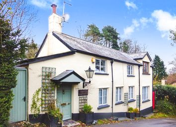 Thumbnail 3 bed property for sale in Mill Lane, Exford, Minehead