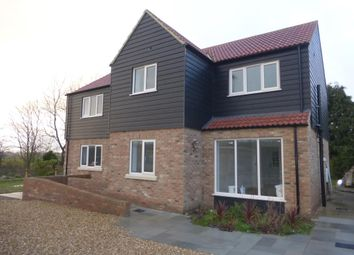 Thumbnail 4 bedroom detached house for sale in High Road, Guyhirn, Wisbech