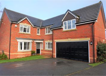 Thumbnail 5 bed detached house for sale in Min Y Ddol, Chester