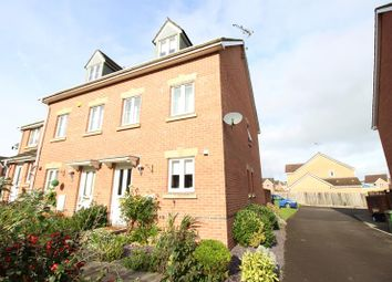 Thumbnail 3 bed semi-detached house for sale in Black Prince Road, Caerphilly