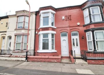 Thumbnail 3 bed terraced house for sale in Mildmay Road, Bootle