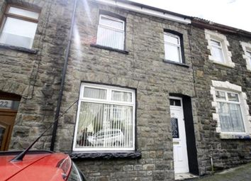 Thumbnail 2 bed terraced house to rent in Clydach Vale -, Tonypandy