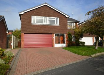 Thumbnail 5 bed detached house to rent in Park House Drive, Sandbach