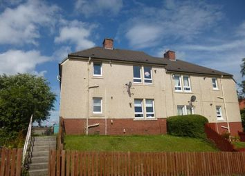 Thumbnail 2 bed flat to rent in 8 Willow Crescent, Coatbridge
