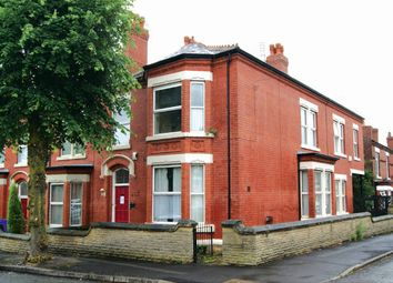 Thumbnail 4 bedroom end terrace house for sale in Great Norbury Street, Hyde