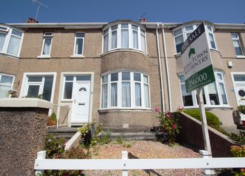 3 bed terraced house for sale in Ridge Park Avenue, Mutley, Plymouth PL4