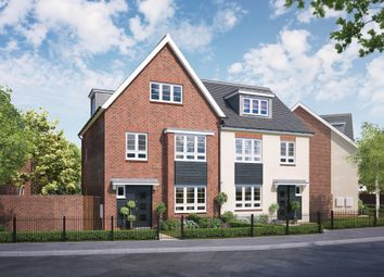 Thumbnail 3 bed semi-detached house for sale in Peacock Lane, Bracknell, Berkshire