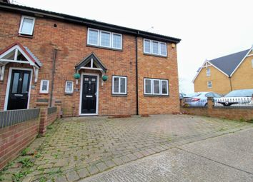 Thumbnail 3 bed end terrace house for sale in Ashurst Close, Dartford