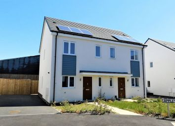 Thumbnail 2 bed semi-detached house for sale in Appletree Close, Coalville