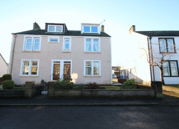 Thumbnail 2 bedroom flat for sale in Learmonth Crescent, West Calder
