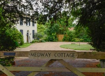 Thumbnail 6 bed cottage for sale in Forstal Road, Sandling, Maidstone