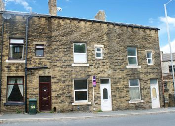 Thumbnail 4 bed terraced house for sale in Halifax Road, Keighley, West Yorkshire