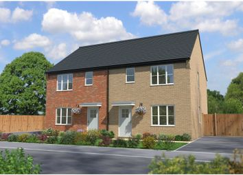 3 bed end terrace house for sale in Hazelnut Way, Louth LN11