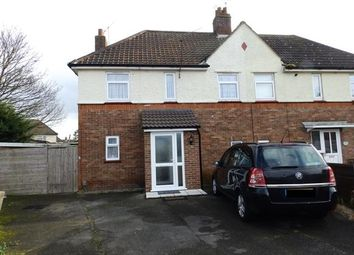 Thumbnail 3 bedroom semi-detached house for sale in Cranwell Crescent, Ipswich