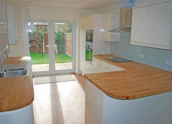 Thumbnail 3 bed terraced house for sale in Franklin Gardens, Hitchin, Hertfordshire