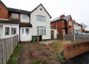 3 bed semi-detached house for sale in Nursery Road, Bloxwich, Walsall WS3