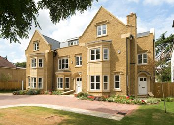 Thumbnail 4 bed semi-detached house for sale in The Maples, Upper Teddington Road, Hampton Wick, Kingston Upon Thames