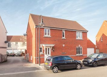 Thumbnail 3 bed detached house for sale in Hestercombe Close, Weston-Super-Mare