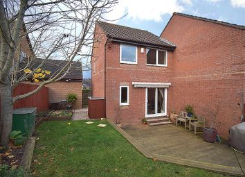 Thumbnail 3 bed semi-detached house for sale in Brownlees, Exminster, Brownlees, Exminster