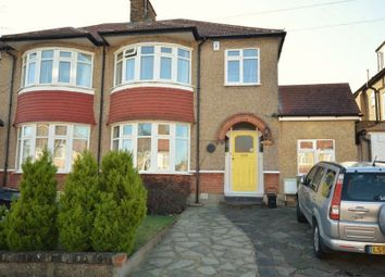 Thumbnail 4 bedroom semi-detached house for sale in Mount Drive, Harrow