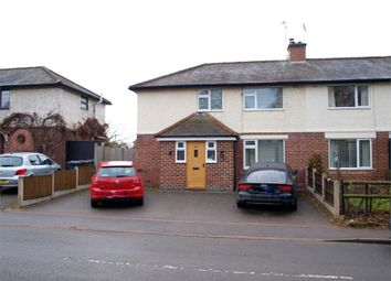 Thumbnail 3 bed semi-detached house for sale in Milton Road, Repton, Derby