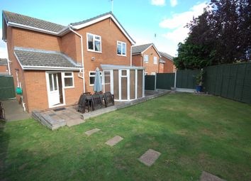 Thumbnail 4 bed detached house for sale in Gainsborough Drive, Lawford, Manningtree