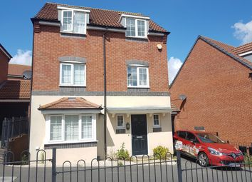 Thumbnail 5 bed detached house to rent in Stillington Crescent, Hamilton, Leicester