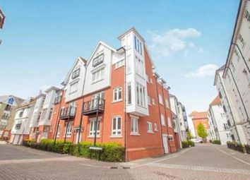 Thumbnail 2 bed flat for sale in Tannery Way North, Canterbury, Kent