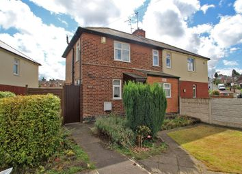Thumbnail 2 bed semi-detached house for sale in Highfield Drive, Carlton, Nottingham