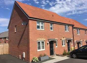 Thumbnail 3 bed end terrace house for sale in Gwern Close, Culverhouse Cross, Cardiff