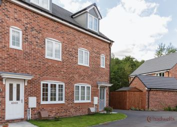 3 bed property for sale in 25 Freya Road, Ollerton, Newark NG22