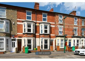 Thumbnail 4 bed terraced house to rent in Wimbourne Road, Nottingham