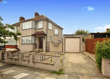 Thumbnail 3 bed semi-detached house for sale in Hadden Way, Greenford