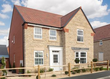 """Thumbnail 4 bed detached house for sale in """"Holden"""" at Oxford Road, Calne"""