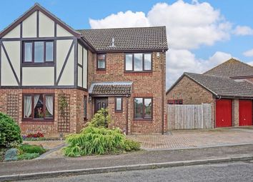 Thumbnail 4 bed detached house for sale in Wheatfield Drive, Ramsey, Huntingdon