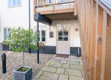 Thumbnail 2 bed flat for sale in Station Road, Pulham St. Mary, Diss