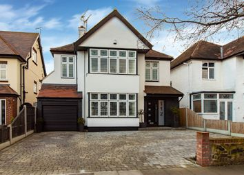 Thumbnail 5 bed detached house for sale in Tyrone Road, Thorpe Bay