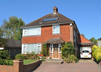 Woodland Avenue, Eastbourne BN22. 4 bed detached house for sale