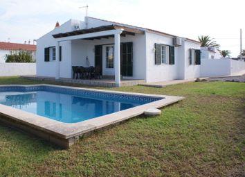 Thumbnail 3 bed villa for sale in Cala En Porter, Menorca, Spain