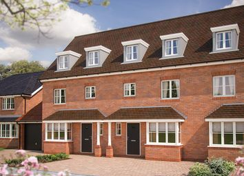 "Thumbnail 4 bed town house for sale in ""The Wimborne"" at Holden Close, Biddenham, Bedford"