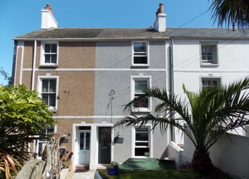 Thumbnail 4 bed terraced house for sale in Skidden Gardens, St. Ives