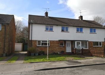 Thumbnail 4 bed semi-detached house for sale in Castle Drive, Kemsing, Sevenoaks