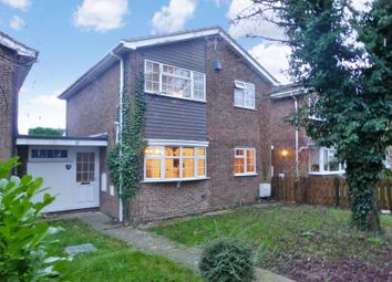 Thumbnail 3 bed detached house for sale in Linmere Walk, Houghton Regis, Dunstable