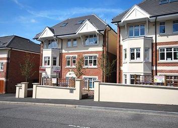 Thumbnail 1 bed flat to rent in Cobett Road, Bitterme, Southampton