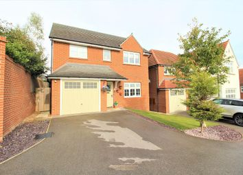 Thumbnail 4 bed detached house for sale in Windmill Fold, Crofton, Wakefield, South Yorkshire